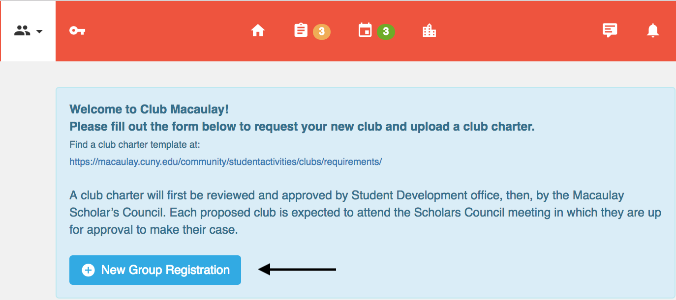 Example Of Club Charter